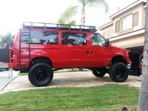 4X4 Van For Sale >> Sell Used Ford 4x4 Diesel Van 4x4 Van Diesel Van Custom 4x4