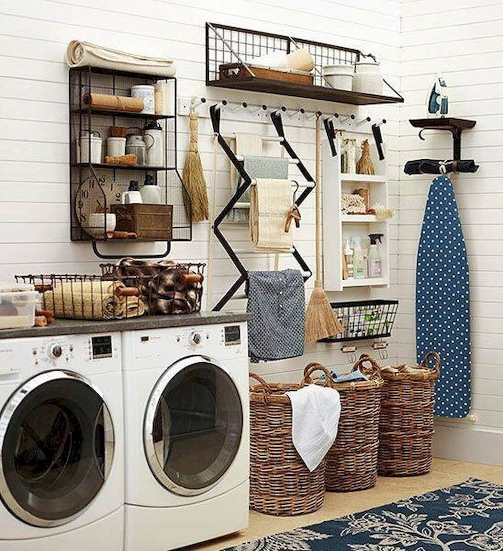 60 Eclectic Laundry Room Design Ideas Remodel