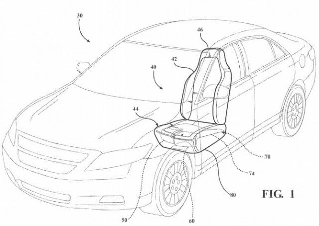 Ford has been on quite the patent kick as of late. The