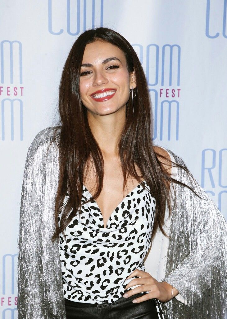 Pin by Selenator Michael on Victoria Justice in 2020