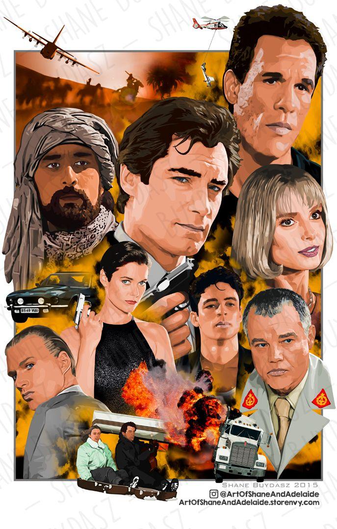 Timothy Dalton S James Bond James Bond Movies James Bond Timothy Dalton