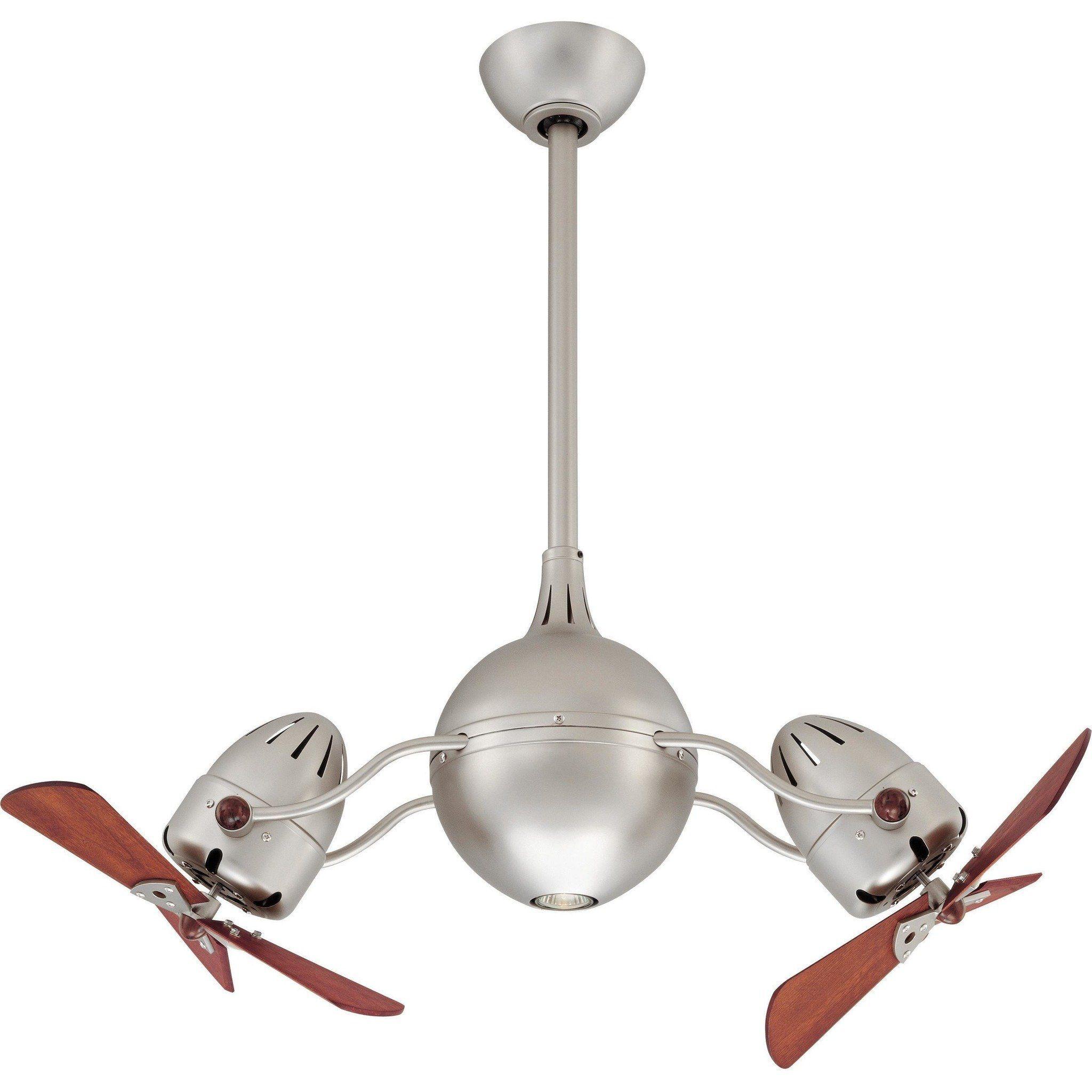 Acqua Dual Ceiling Fan