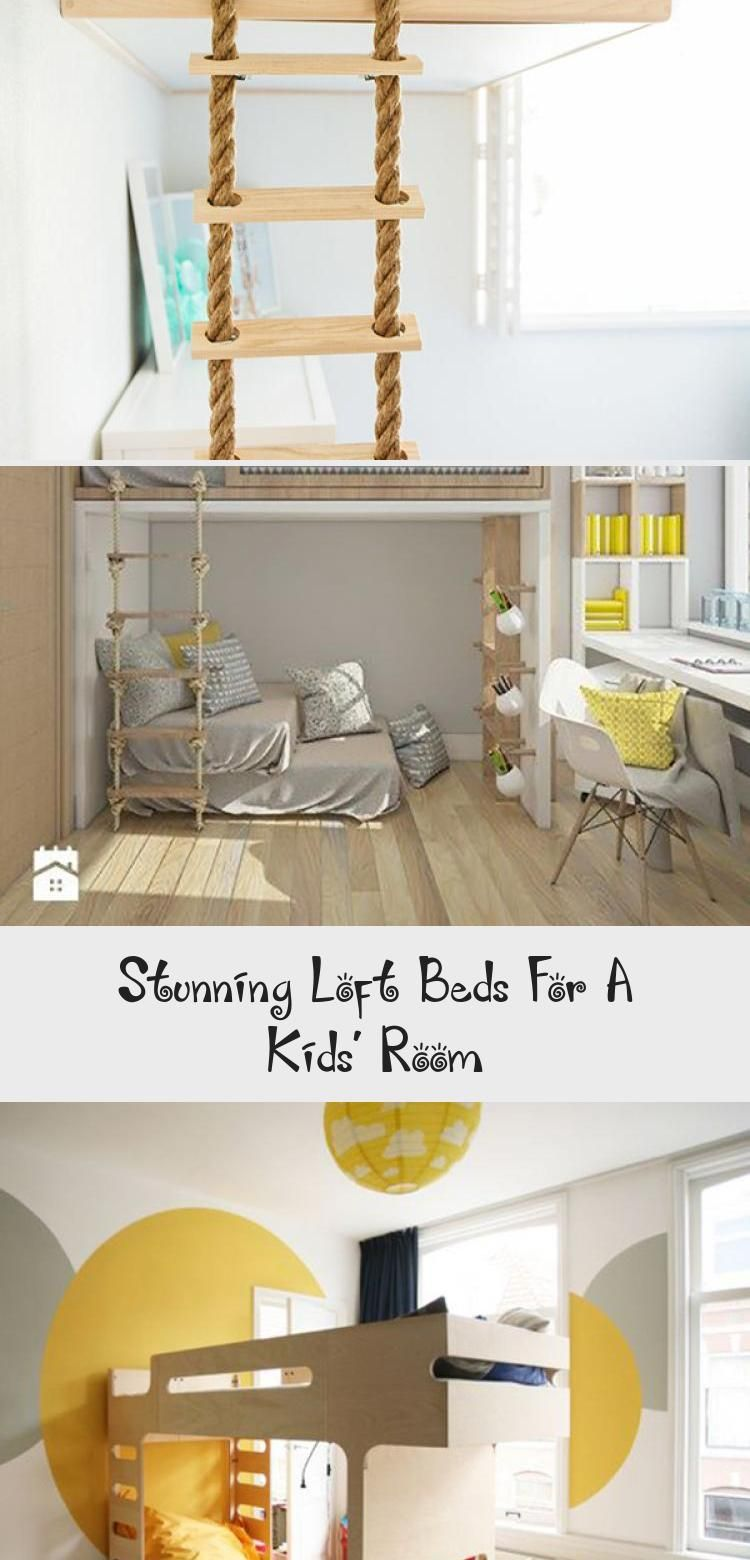 Here Re Stunning Loft Beds For Kids