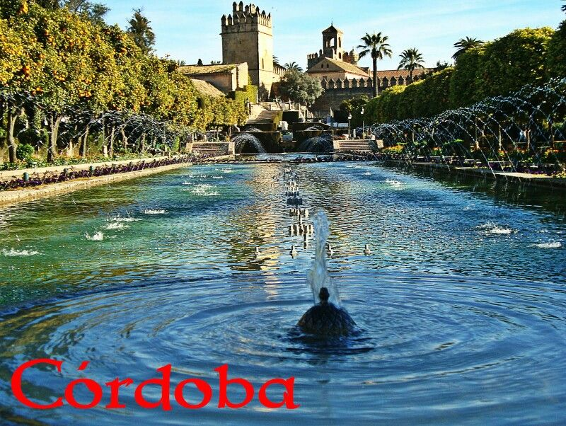 Alcazar de los Reyes Cristianos. Córdoba