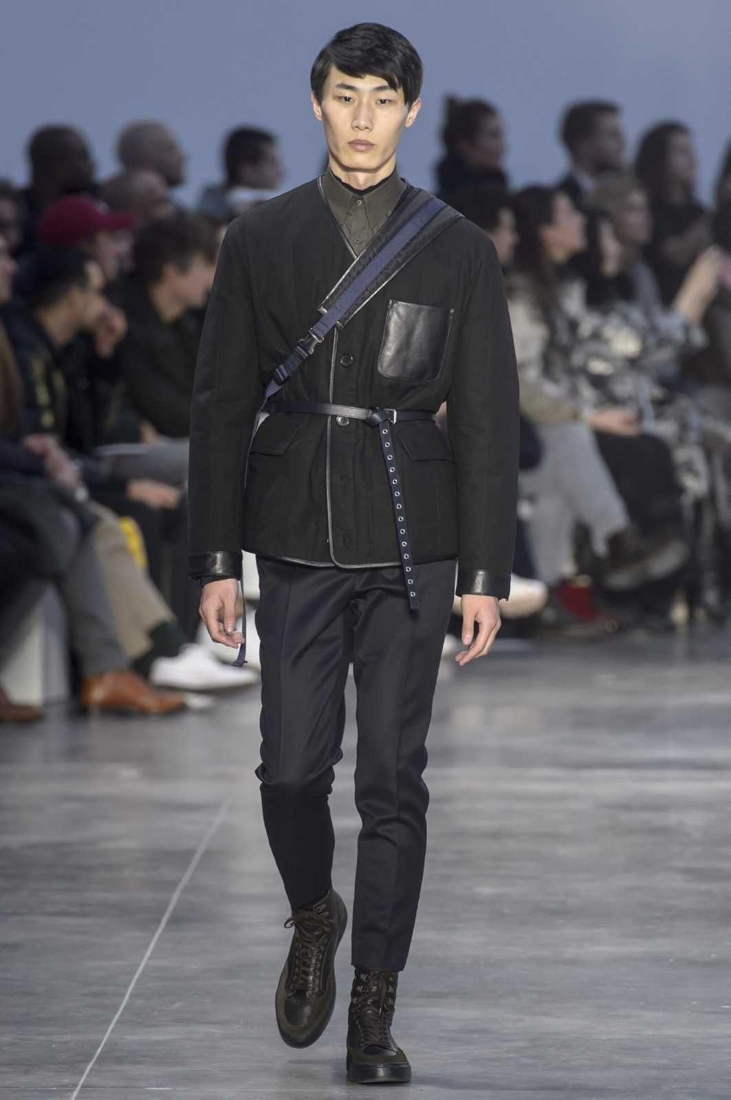 Cerruti fallwinter male fashion