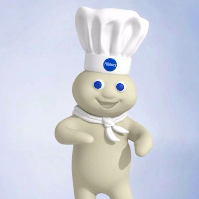 I Had One Of These Loved Him Pillsbury Doughboy Pillsbury Dough Pillsbury