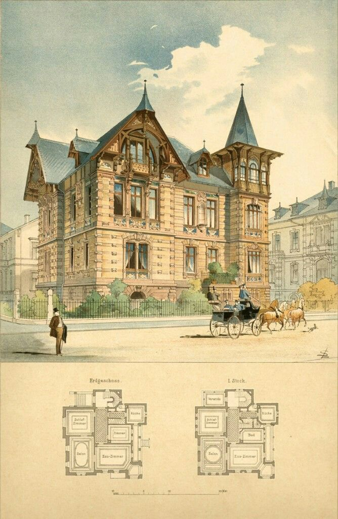architectural drawings of houses. Architecture · Vintage House PlansVintage Architectural Drawings Of Houses R