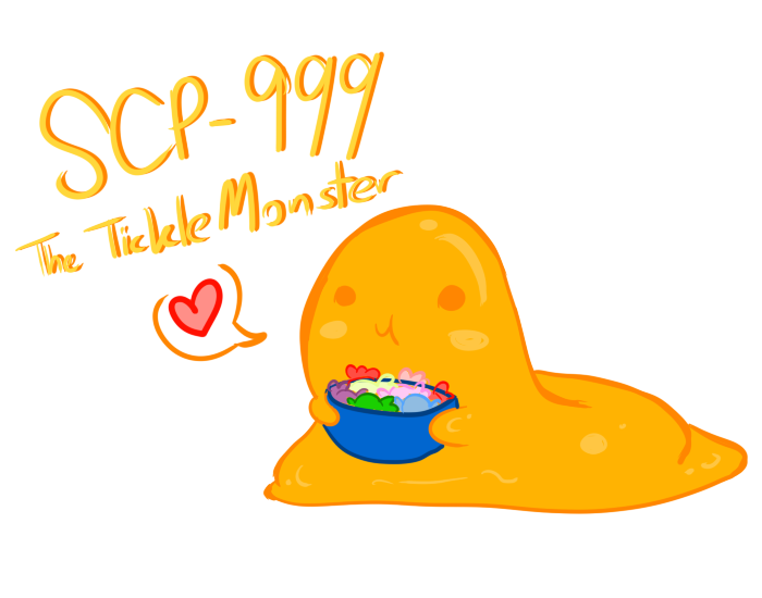 SCP-999 | SCPs | Scp, Scp 049, Scp 682