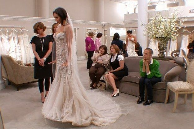 53 Things That Happen On Every Say Yes To The Dress Episode Tips For Wedding Dress Shopping Best Wedding Dresses Wedding Dress Shopping