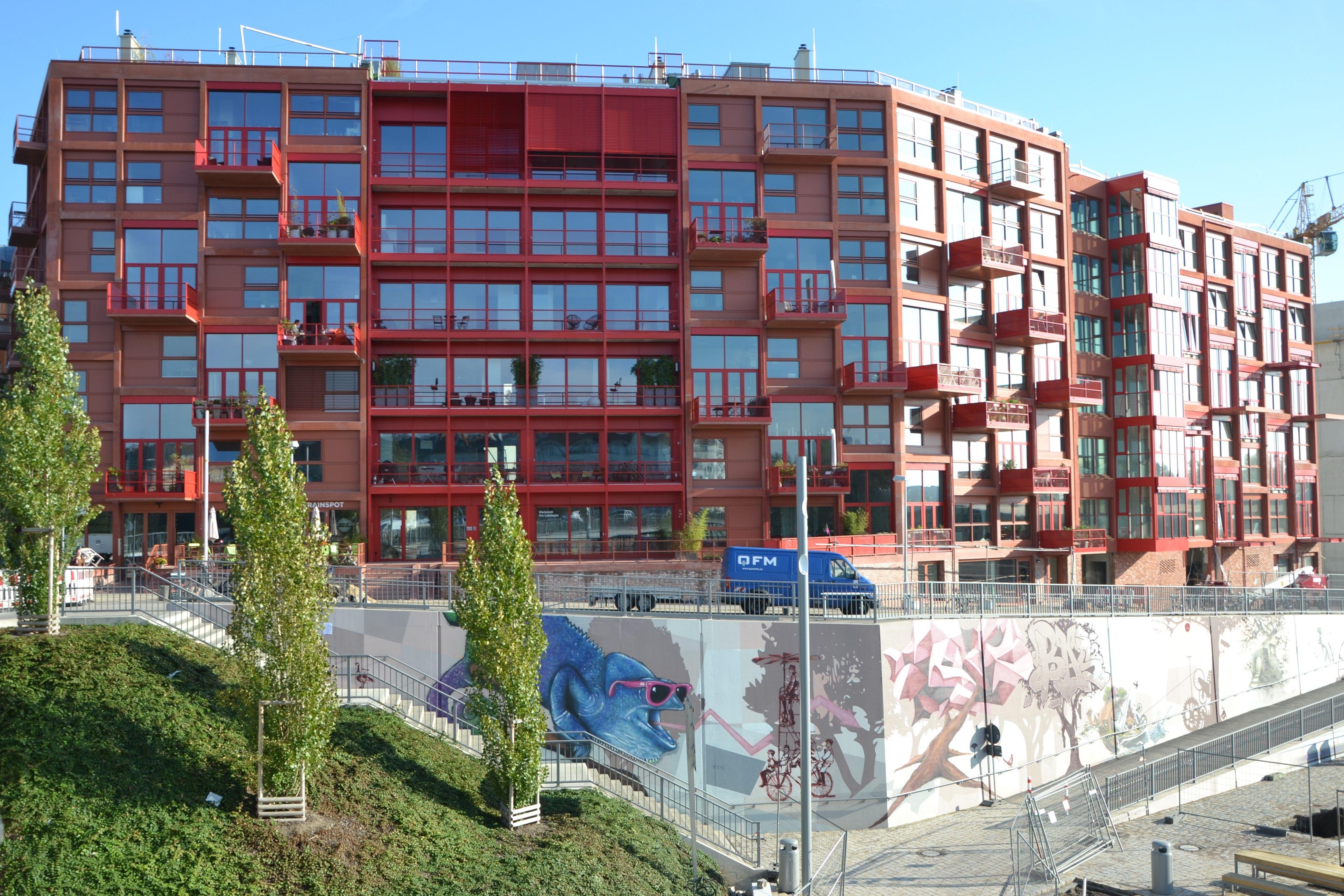 Lokdepot Berlin wohnen am lokdepot suche berlin 1989 bis heute