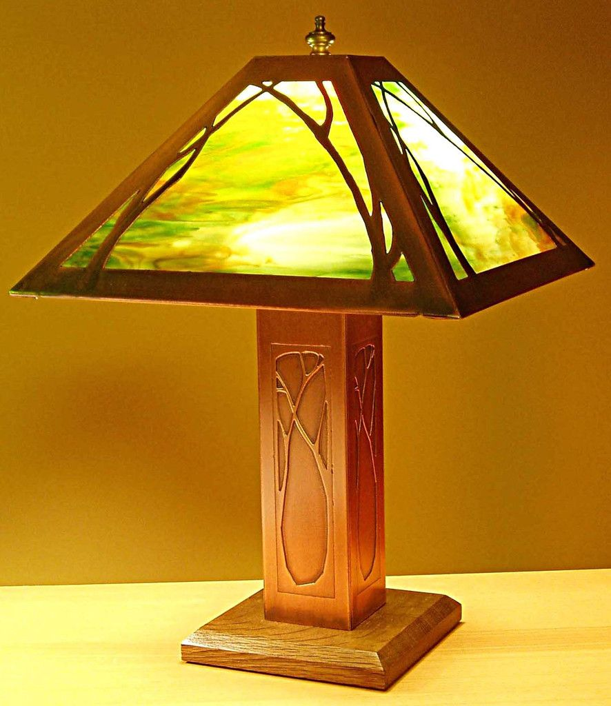art nouveau lamps Google Search Stained glass floor