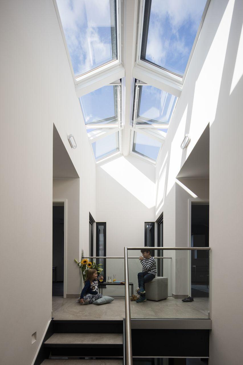 Großartig Dachfenster Balkon Cabrio Interieur Ideen ...