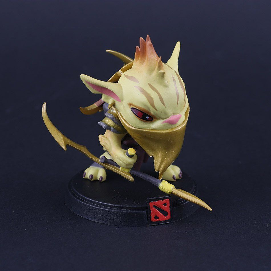 dota 2 bounty hunter action figure mini figures pinterest