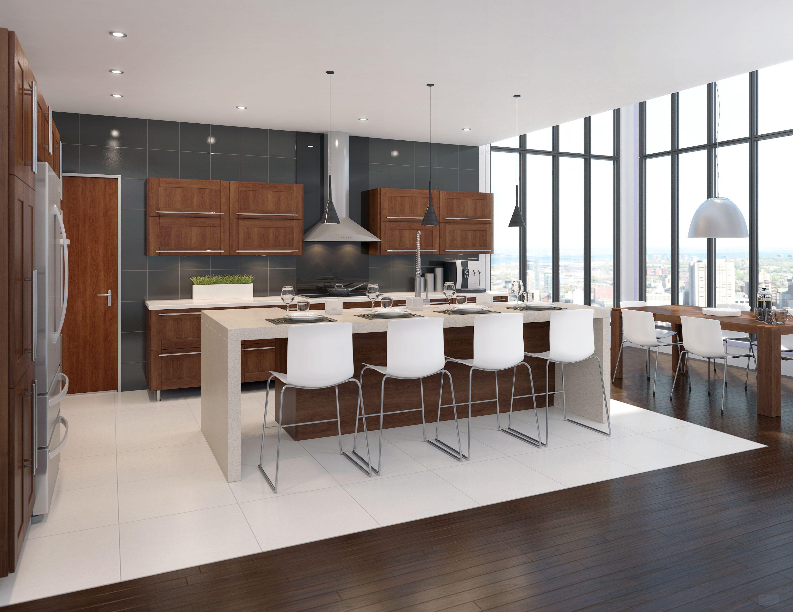 Contemporary Kitchen From Eurostyle Fallidays Kitchen