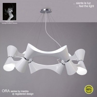 Mantra Ora 12l Pendant Is Produced By Lighting Of