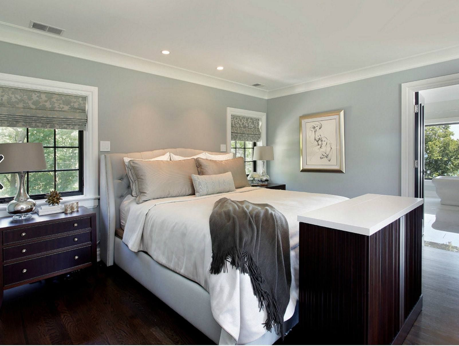 Benjamin moore beach glass has become one of the - Interior paint colors for bedroom ...