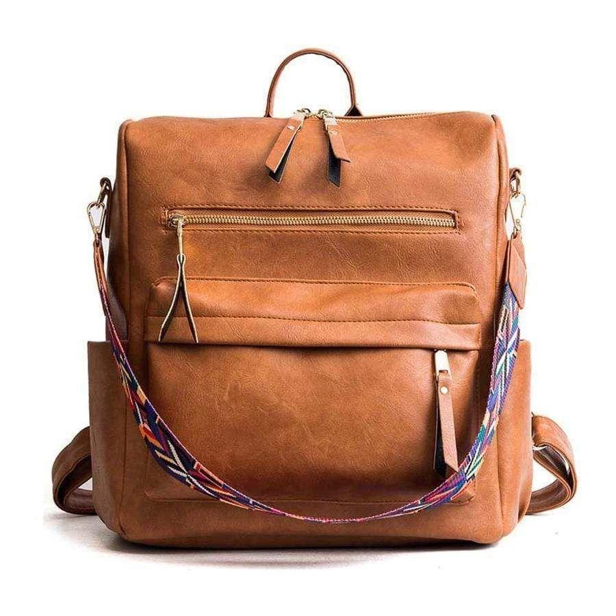 Handmade Backpack 15/'/' Laptop Satchel Leather Satchel School Bag Women Leather Backpack Leather Travel Bag