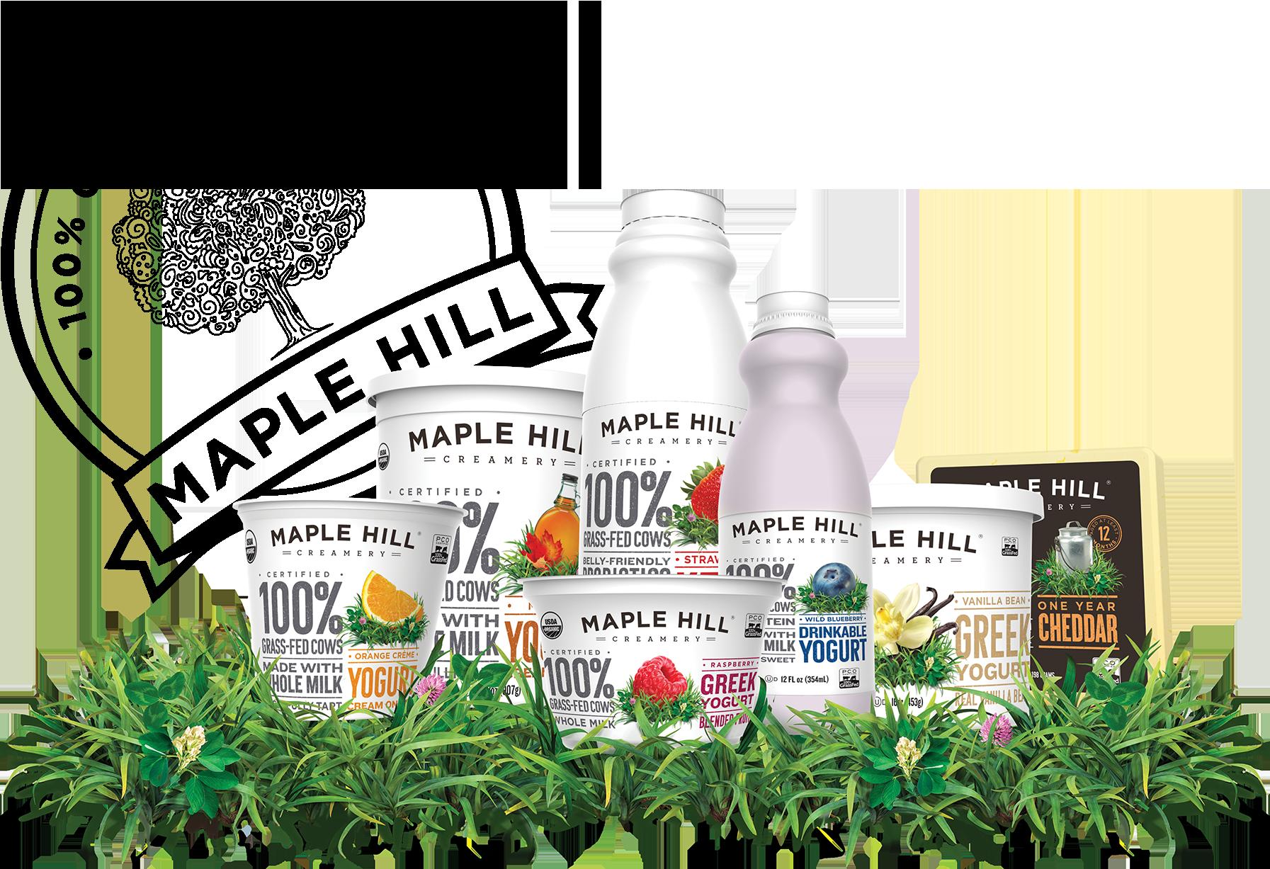 Products Alternative Grass Fed Dairy Grass Fed Milk Drinkable Yogurt
