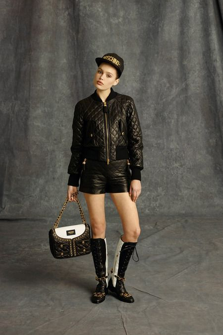 Jeremy Scott for Moschino Prefall14. The Jacket - Bag