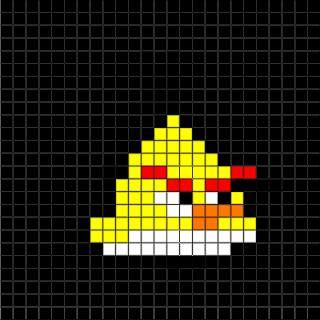 pixel art modele