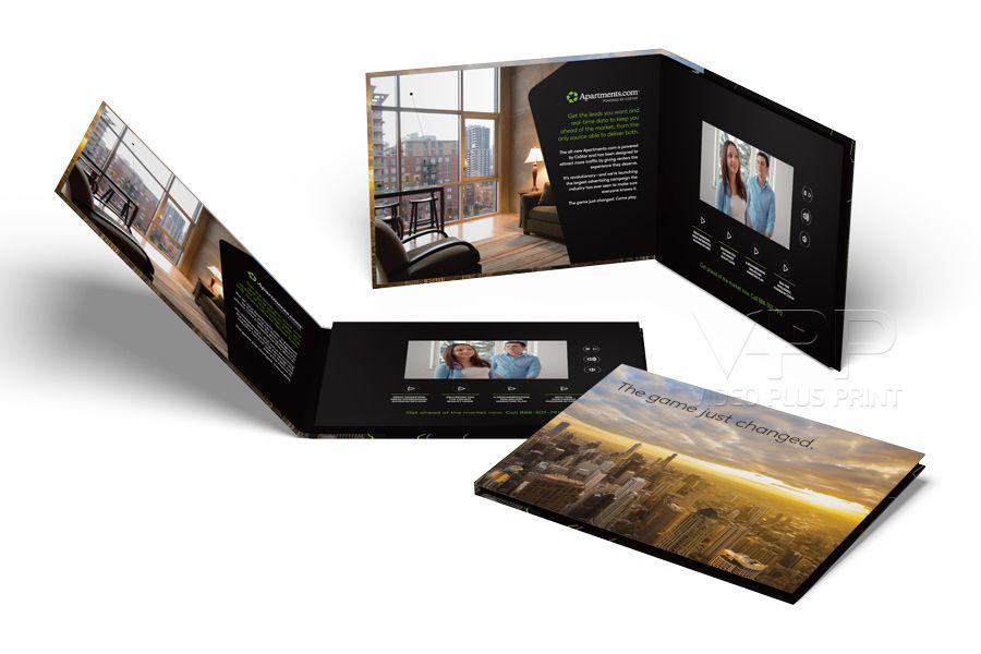 Great Package Deals On Video Brochures Video Brochure Lcd Video
