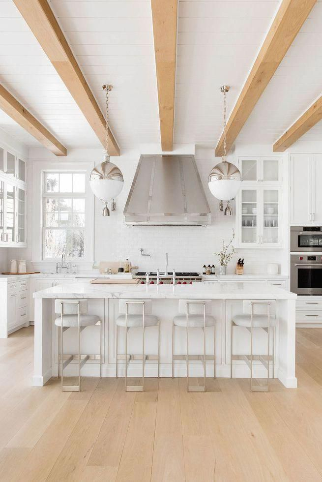 15 small kitchens that have nothing to envy to large ...