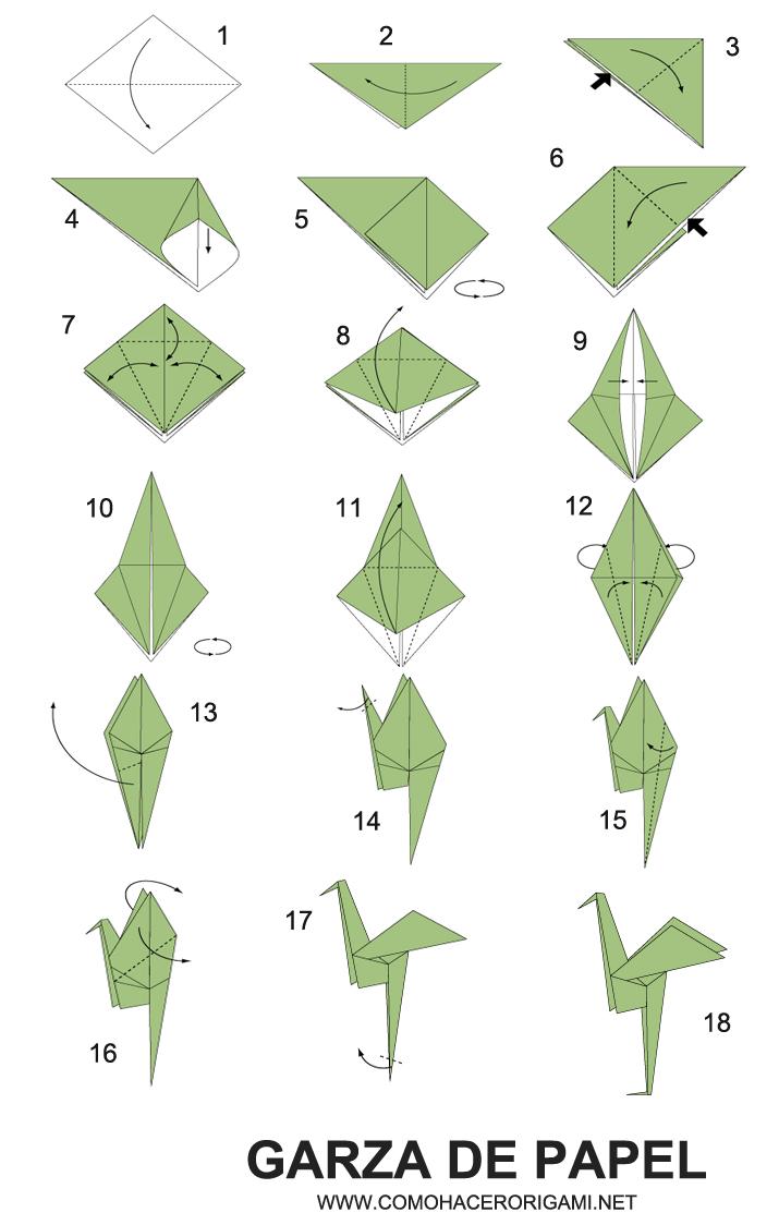 origami de papel paso a paso
