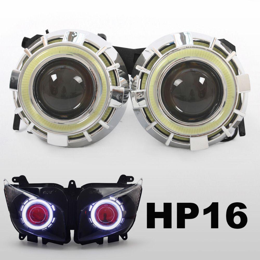 KT Headlight Suitable for Yamaha FZ1 FZ1S 20062015 LED