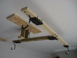 Hardtop Hoist Homemade Hardtop Hoist Constructed From Surplus