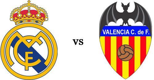 Resultado de imagen de Real Madrid - Valencia cf
