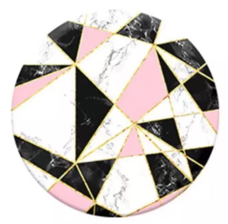 Popsocket Geometric Pink Marble Ebay