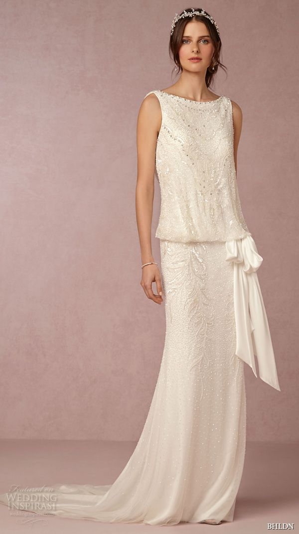 "BHLDN Fall 2015 Wedding Dresses — ""Twice Enchanted"" Lookbook ..."