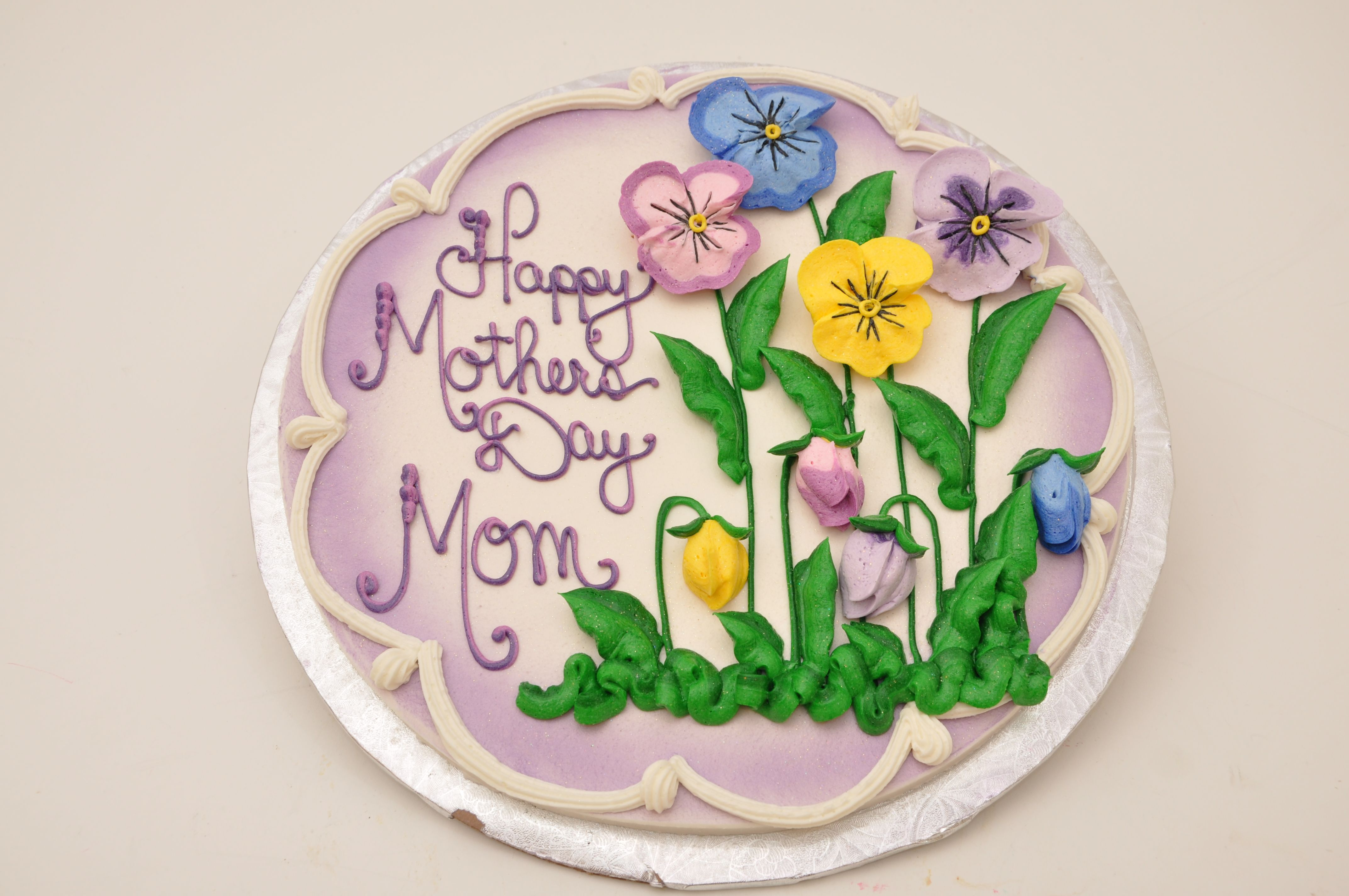 Bethel Bakery Mothers Day Pansies Mothers Day Designs Bethel