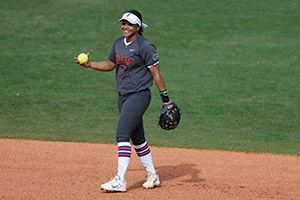 Kelsey Stewart scored three runs, drove in two runs and doubled twice on Wednesday.
