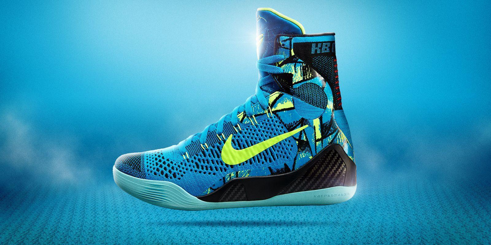Sport Wallpaper Cheap Nike: Kobe Elite 9 / Colorways_03.jpg