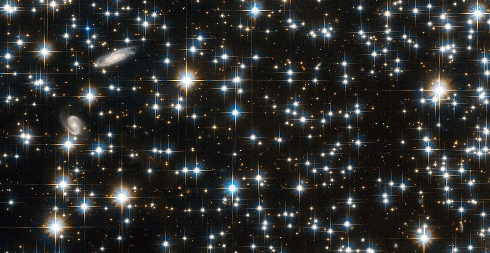 Using NASA's Hubble Space Telescope, astronomers uncovered