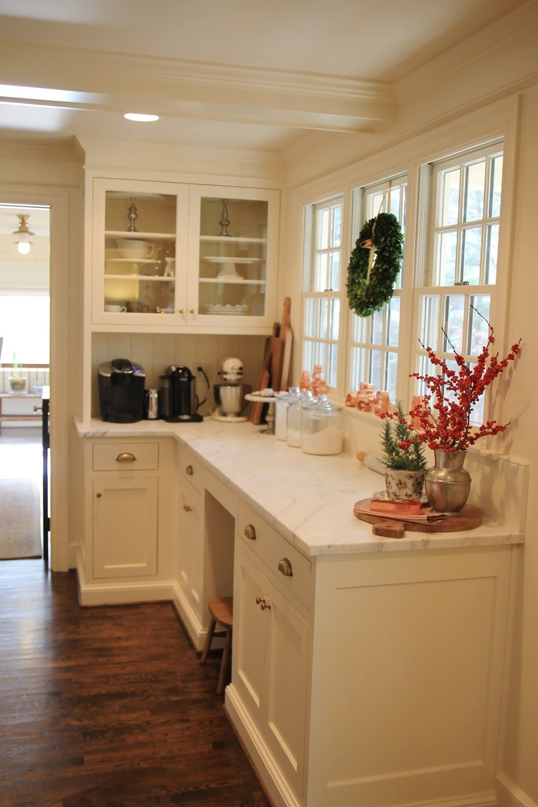 Jenny Steffens Hobick: Christmas at Our House | Photo Tour ...