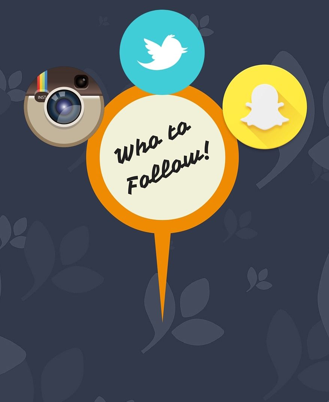 Best comedians snapchat follow social media