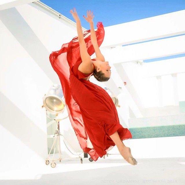 Leap of Beauty @sunallure @templehousestudios  @thetemplehouse @chimeralighting @phaseonephoto #irinakazakova #dance #thetemplehouse #lighting #chimeralighting  by Peter Urbanski
