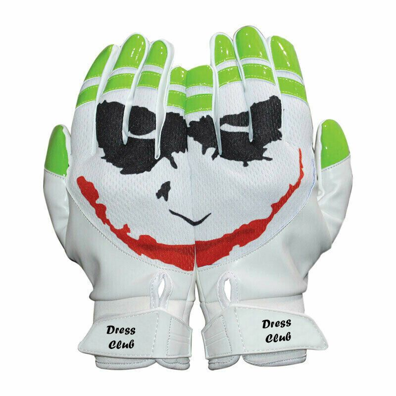 Vps3 Joker Football Gloves With Glue Grip S M L Xl 2xl Dressclub