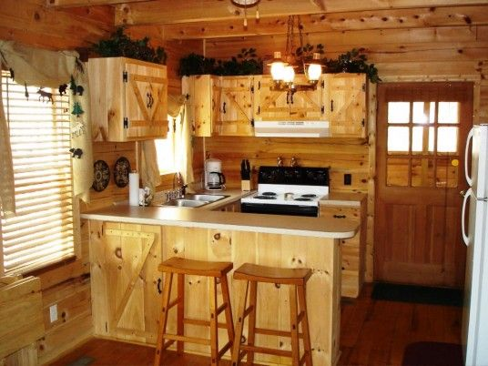 Primitive Kitchen Decorating Ideas Real House Design Small Cabin Kitchens Small Rustic Kitchens Tiny House Kitchen