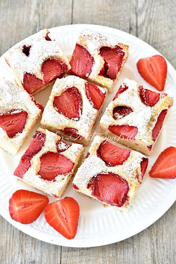 Schneller Beerenkuchen Rezept Beerenkuchen Schneller Kuchen Kuchen Und Torten