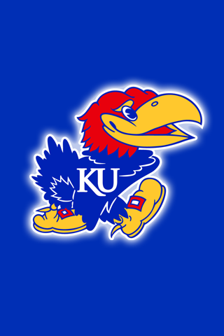Kansas Jayhawks for iPhone 4