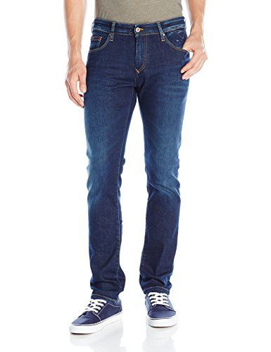 fc2e46d5dd4a Tommy Hilfiger Denim Men s Slim Scanton Stretch Jean, Dar…   aaa ...