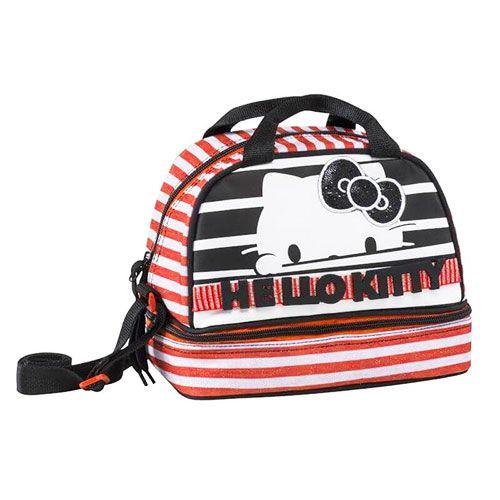 17a739c0339 Hello Kitty Stripes Σχολική τσάντα τρόλεϊ Graffiti 188252 | Hello Kitty  Σχολικά 2018 | Pinterest