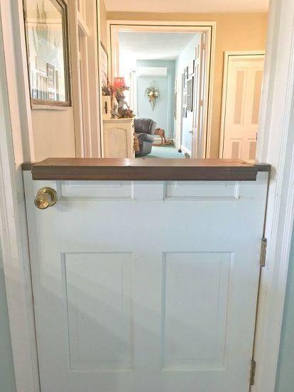 Photo of How to Make a Dutch Door DIY
