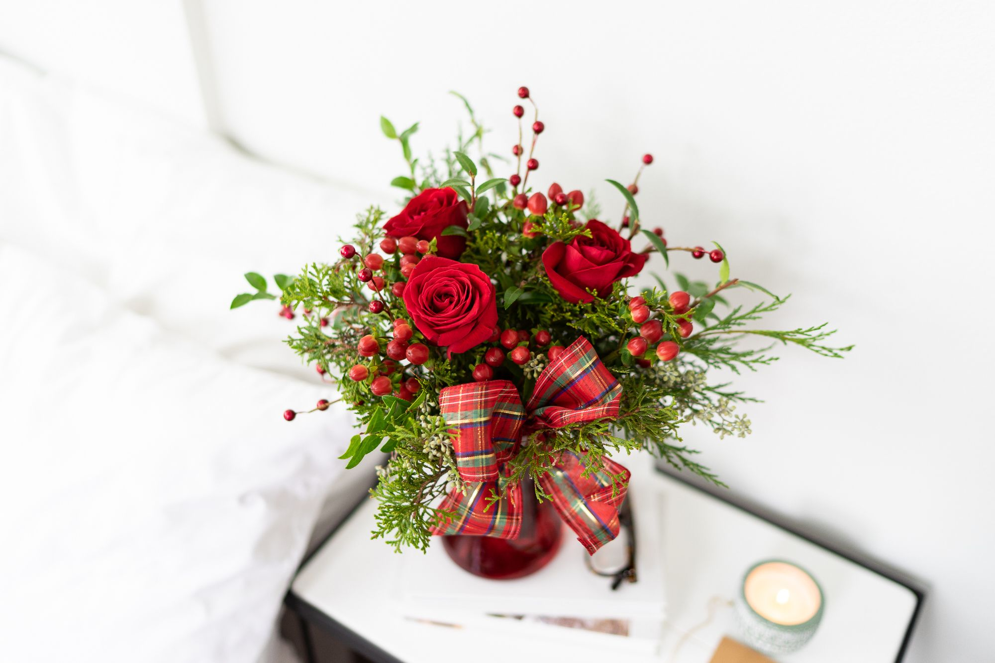 The Jingle Bell Bouquet at From You Flowers in 2020