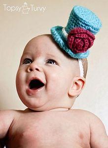 #Crochet Photo Props, free patterns!