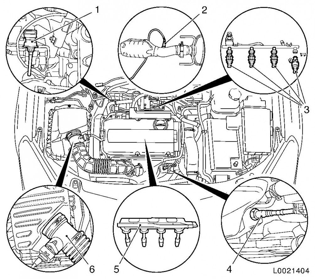 Diagram Of Vauxhall Astra Engine