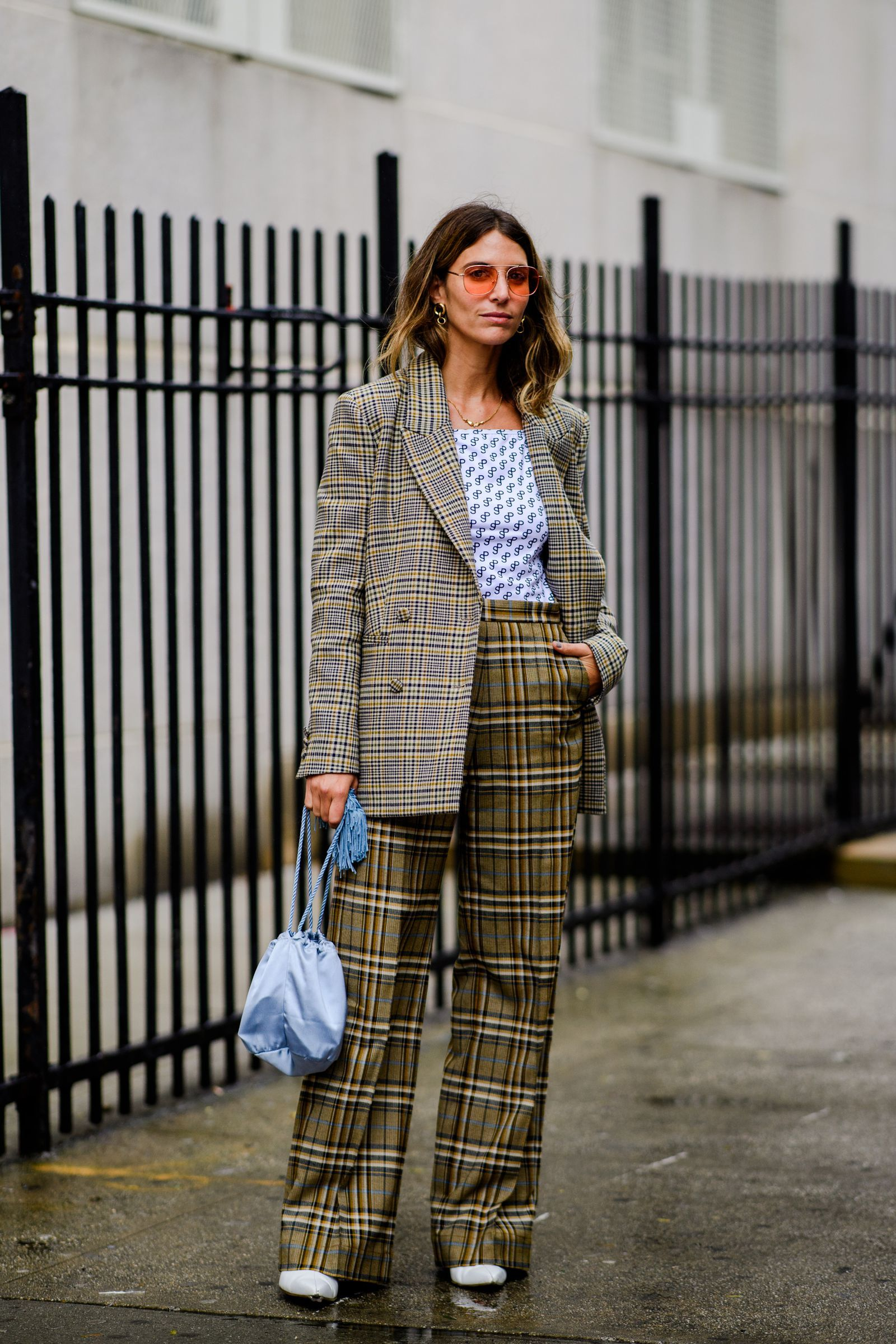 5f153c765009 The Best Street Style From New York Fashion Week Spring 2019 ...